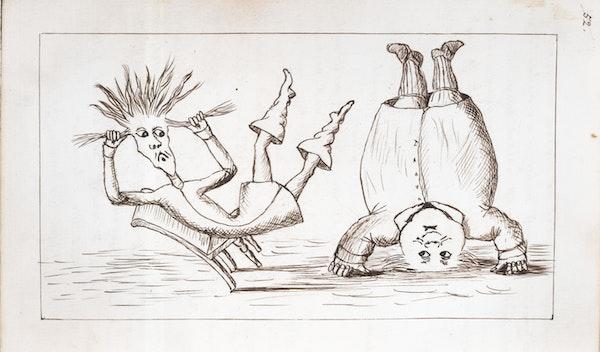 lewis carroll illustration