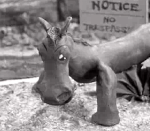 Clay animations of Jospeh Sunn (1926)