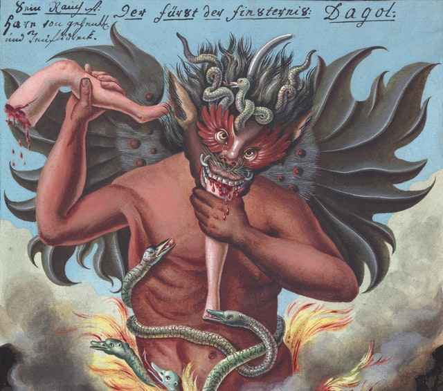 Compendium Of Demonology and Magic (ca. 1775)