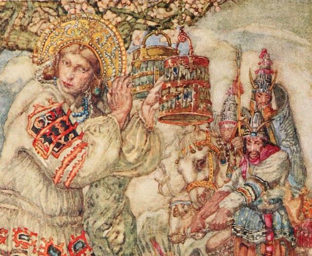 Cossack Fairy Tales (1916)
