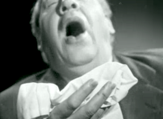 Coughs, Sneezes, and Jet-Propelled Germs: Two Public Service Films by Richard Massingham (1945)