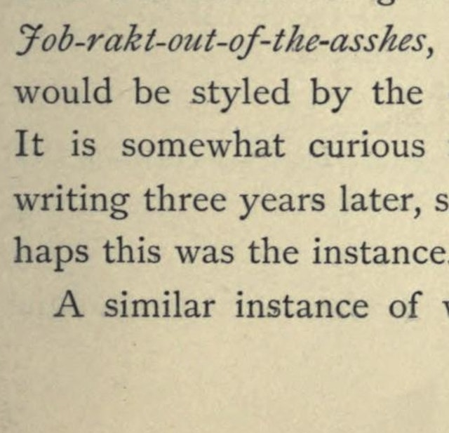 Curiosities of Puritan nomenclature (1888)