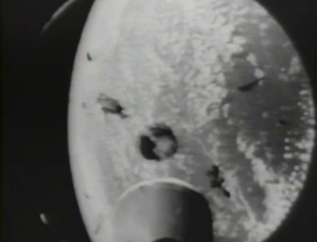 Early Footage From Space (1963)