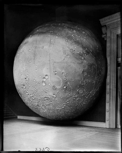 Field Columbian Museum Moon Model