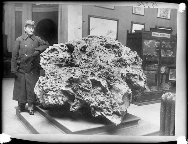 Specimen of Smithsonite