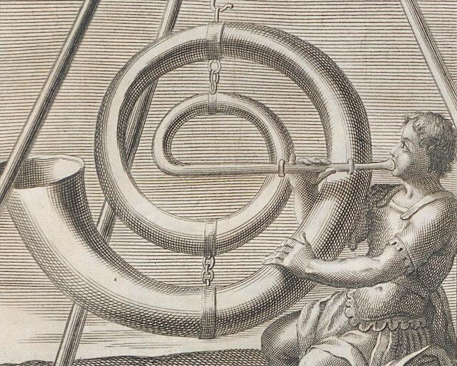 Filippo Buonanni's Harmonic Cabinet (1722)