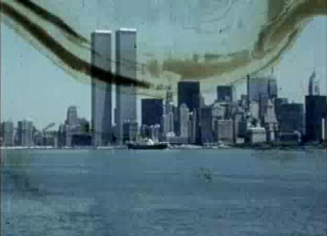 Footage of the Twin Towers Being Built (1976)