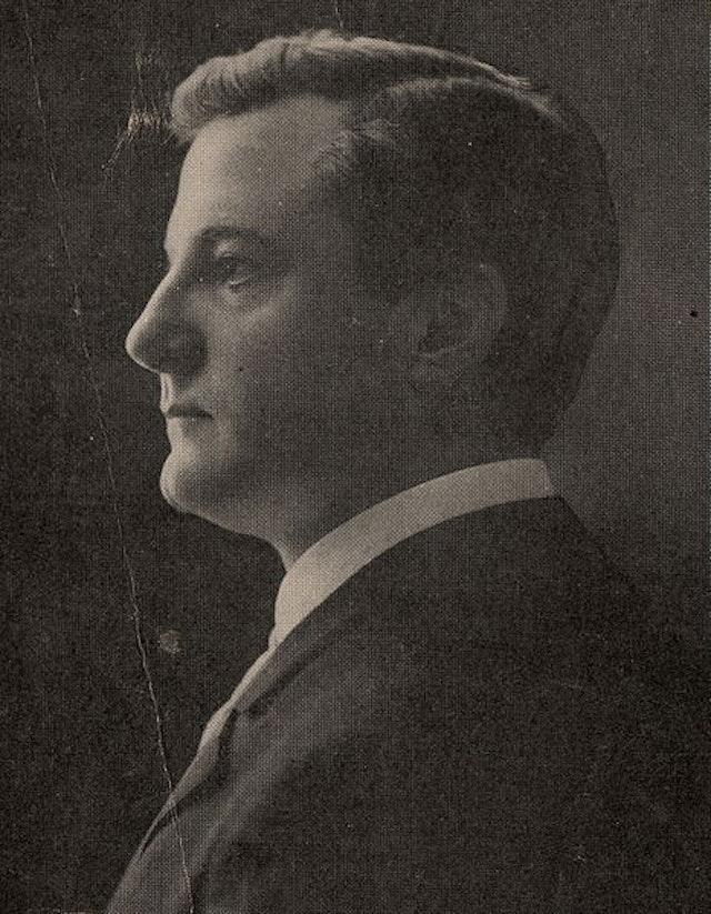 Frank C. Stanley singing Auld Lang Syne (1910)