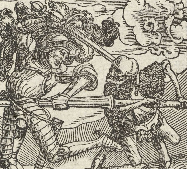 Hans Holbein's Dance of Death (1523–5)