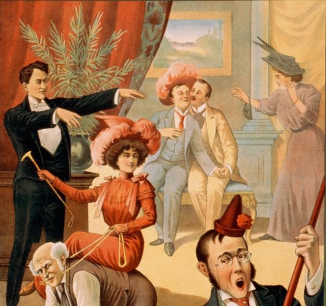 Hypnotism Posters (ca. 1900)