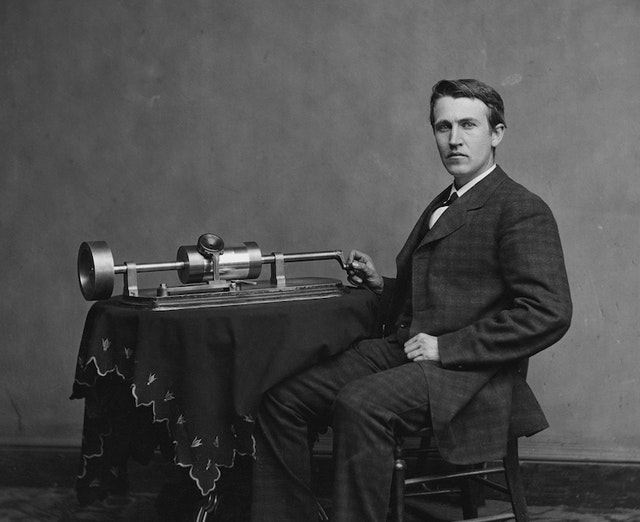 I Am The Edison Phonograph (1906)