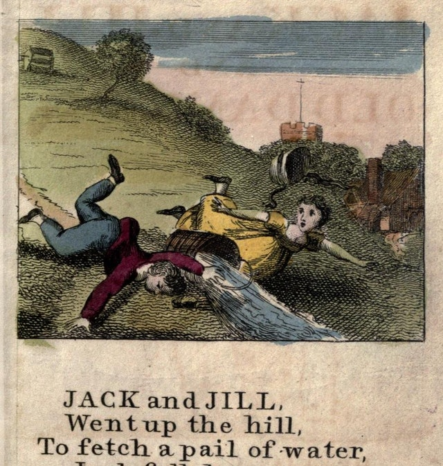 Jack and Jill and old Dame Gill (1806)