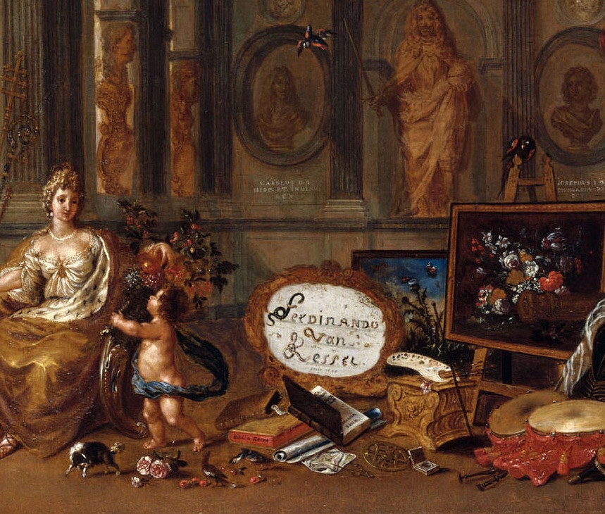 Ferdinand van Kessel europe