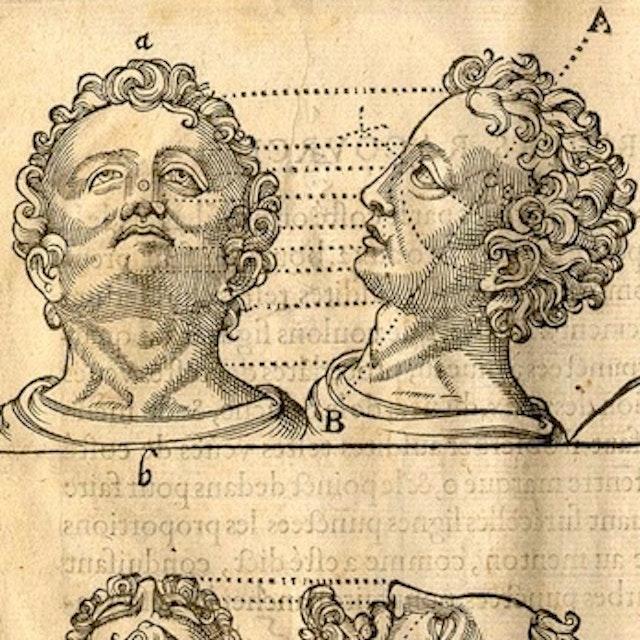 Jehan Cousin's Livre de Pourtraiture (1608)