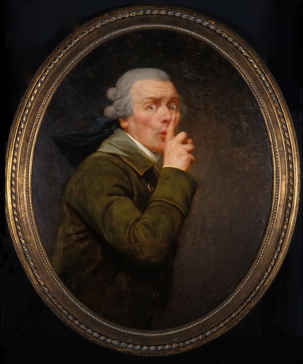joseph ducreux self portrait