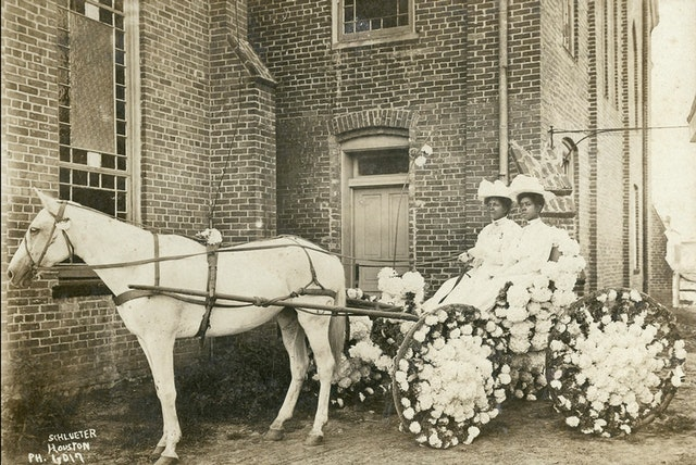 Early Photographs of Juneteenth Celebrations