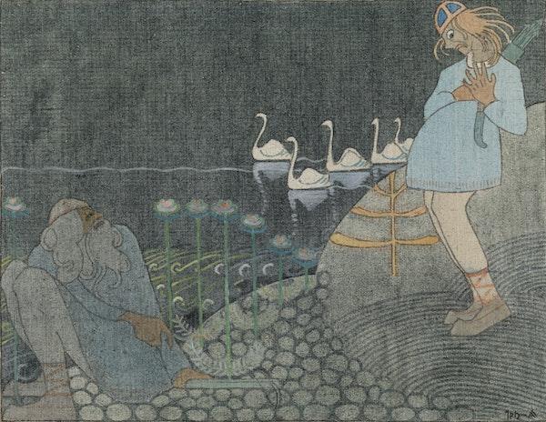 Kalevala painting