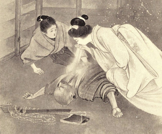 Kwaidan: Stories and Studies of Strange Things (1904)