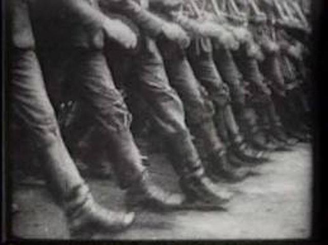 Lambeth Walk - Nazi Style (1942)