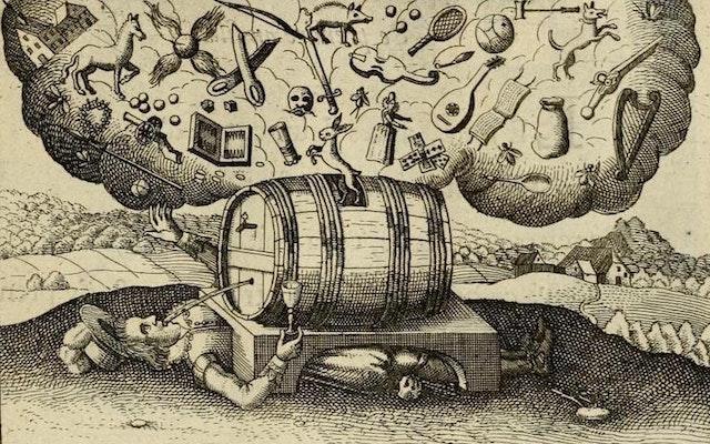 Le Centre de l'Amour (ca. 1687)