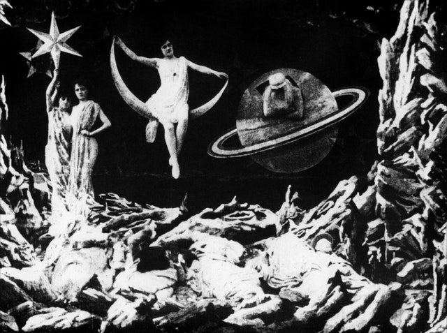 Le Voyage Dans la Lune (1902)