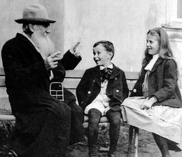 Leo Tolstoy´s Fables for Children (1904)