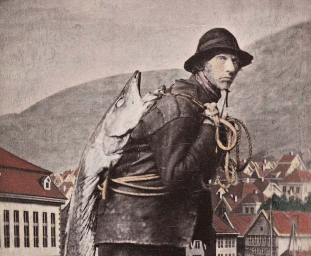 Marcus Selmer's Photographs of 19th-Century Norwegians
