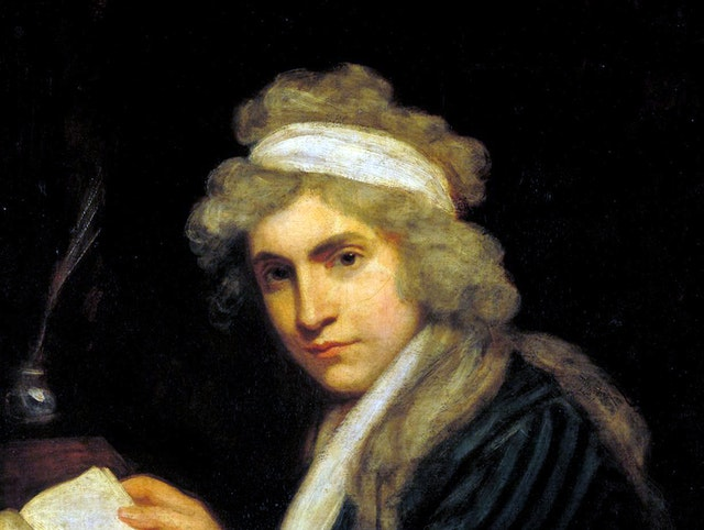 Mary Wollstonecraft's Adventures in Scandinavia