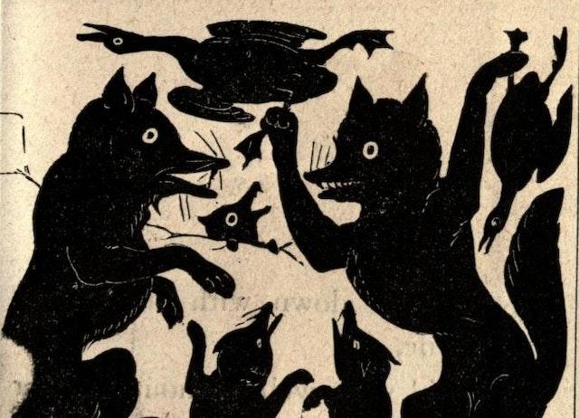 Mister Fox (1870)