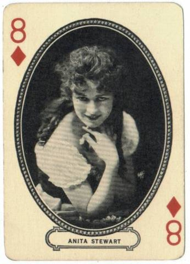 Moriarty Playing Cards (1916)