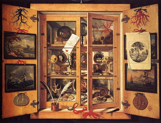 Musaeum Clausum (1684) – The Public Domain Review