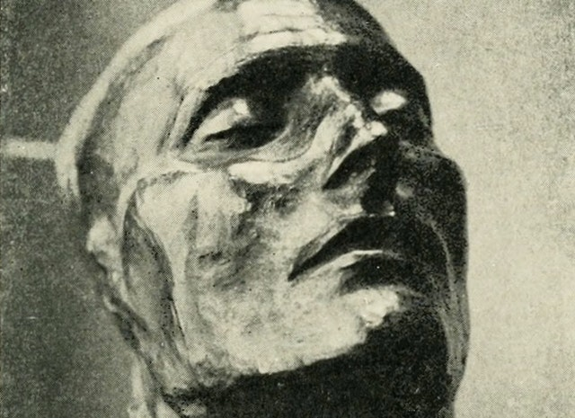 The Story of Napoleon's Death Mask (1915)