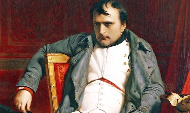 """Napoleon's """"Englich"""" Lessons"""