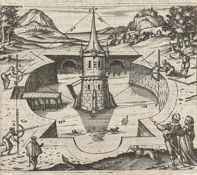 Novum Instrumentum Geometricum (1607)