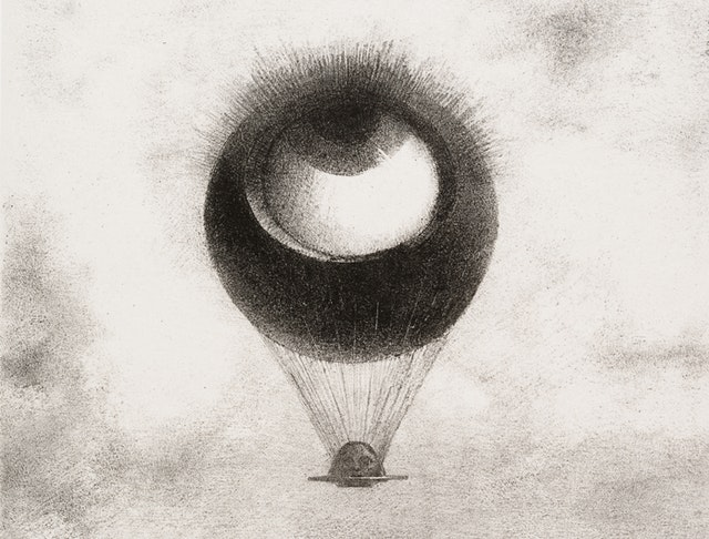 A Remembrance of Aerial Forms: Odilon Redon's *À Edgar Poe* (1882)