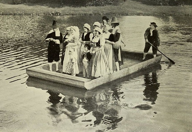 On the Banks of the Old Raritan (1915)