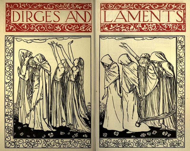 Poems of Shelley Illustrated by Robert Anning Bell (1902)