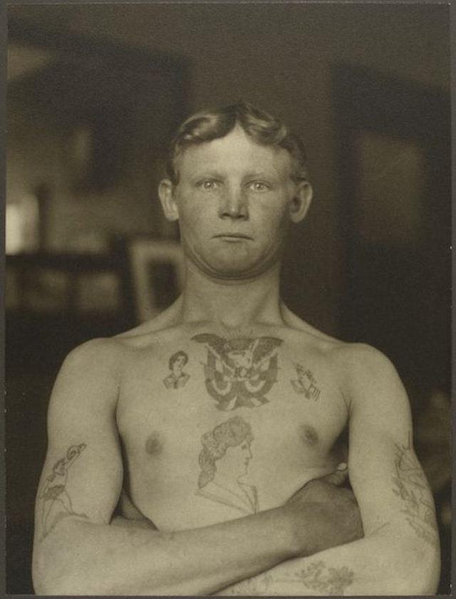 Portraits of Ellis Island Immigrants