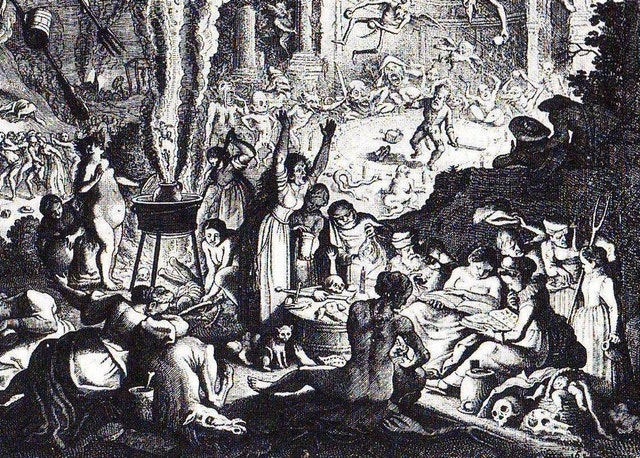Potts's Discovery of Witches in the County of Lancaster (1845)