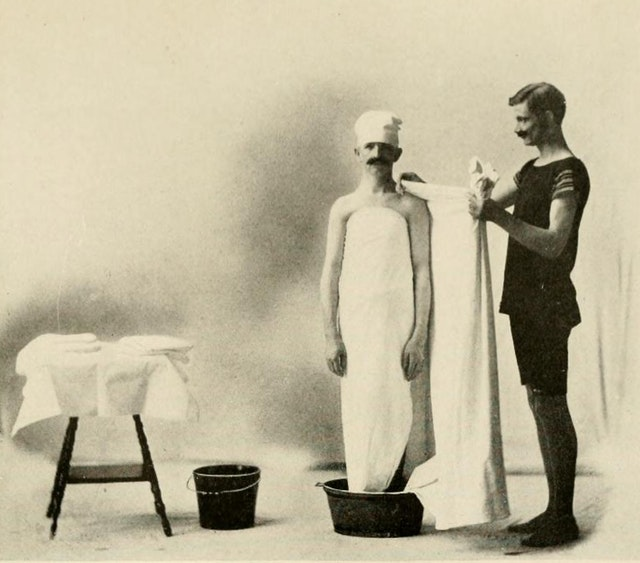 Practical Hydrotherapy (1909)