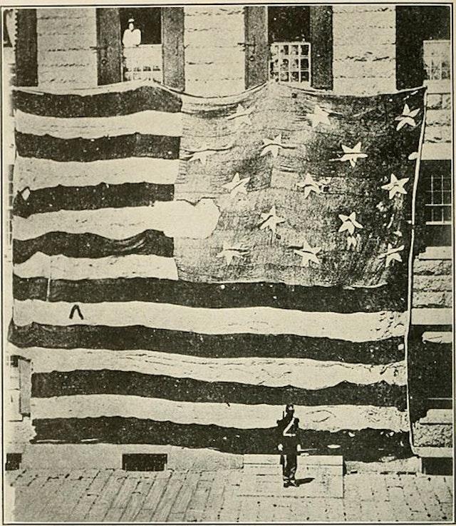 President Woodrow Wilson's daughter singing Star Spangled Banner (1915)