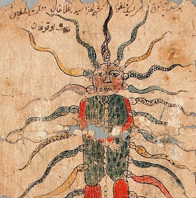 Punishment in the Afterlife: an Eastern Turki Manuscript