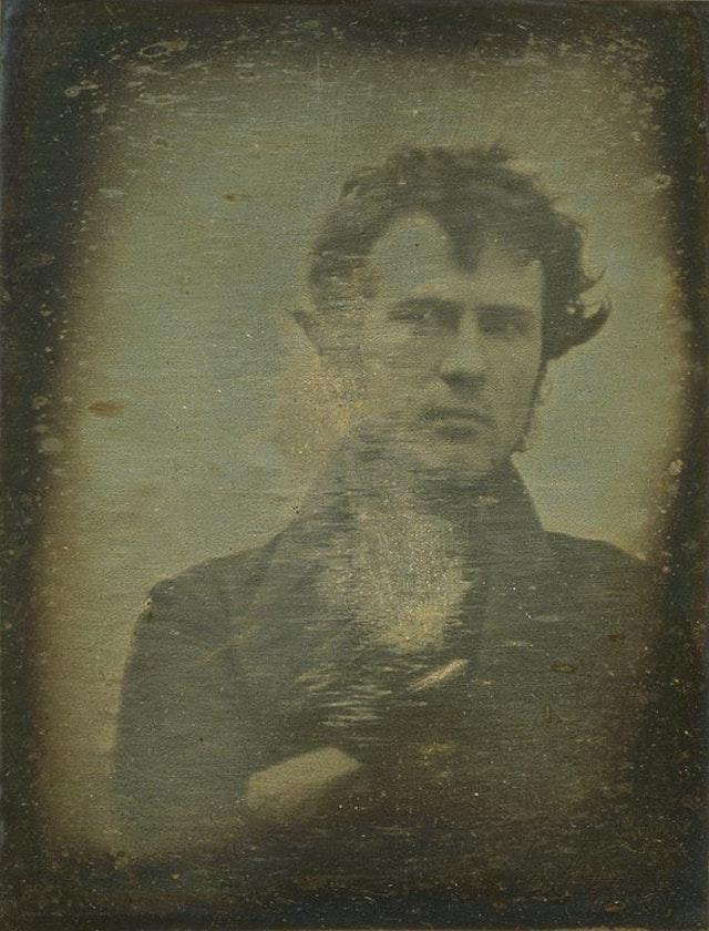 "Robert Cornelius' Self-Portrait: The First Ever ""Selfie"" (1839)"