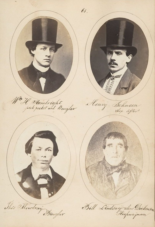 Samuel G. Szábo's Rogues, A Study of Characters