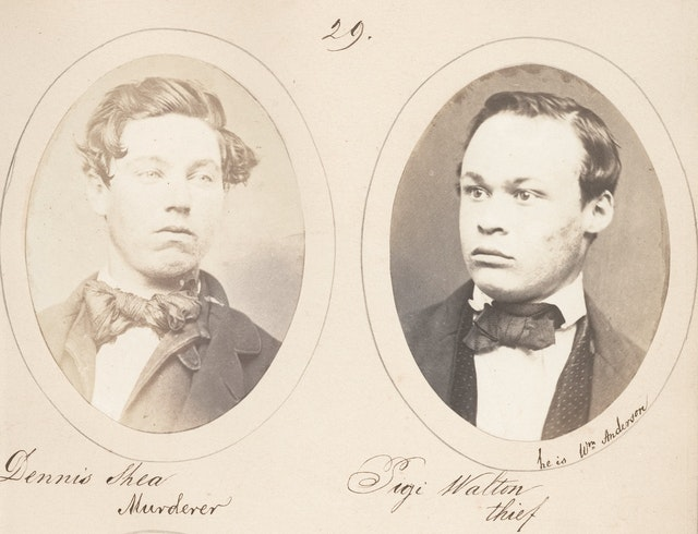 Samuel G. Szábo's Rogues, A Study of Characters (1857)