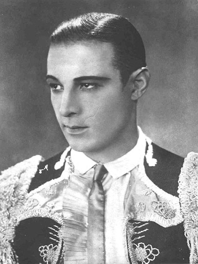 Rudolph Valentino (1923)