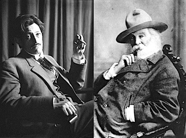 Sadakichi Hartmann's Conversations with Walt Whitman (1895)