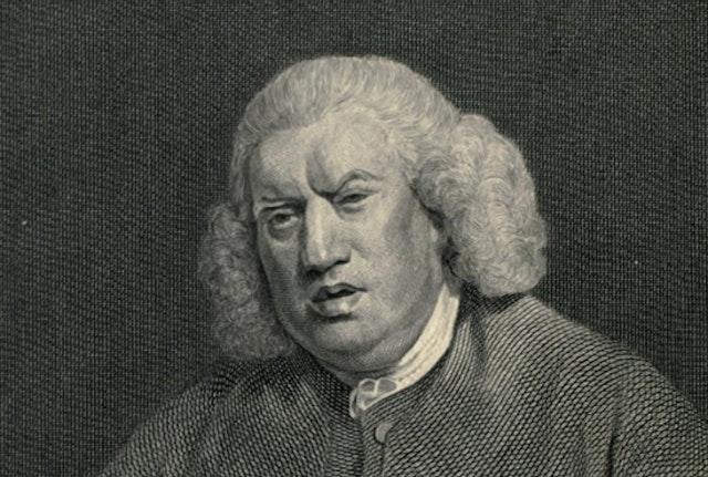 Samuel Johnson's Dictionary of the English Language (1785)