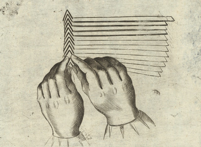 Serviette Sculptures: Mattia Giegher's Treatise on Napkin Folding (1629)