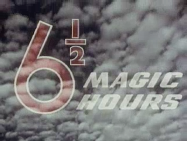 Six and a Half Magic Hours (1958)